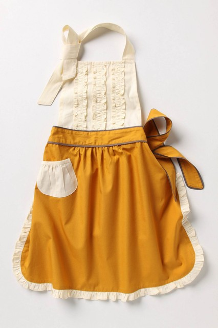 Tea-And-Crumpets Kid's Apron traditional-aprons