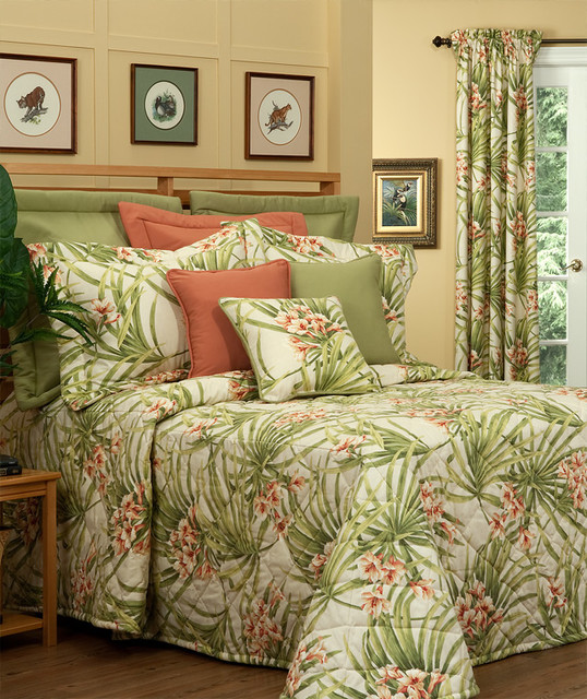 Cozumel Bedspreads By Thomasville At Home Tropical