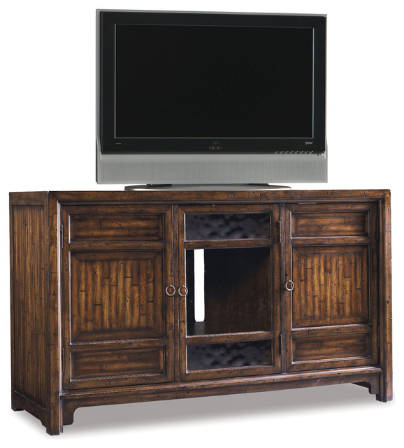 entertainment console 60 inch 643 55 455 traditional entertainment centers and tv stands. Black Bedroom Furniture Sets. Home Design Ideas