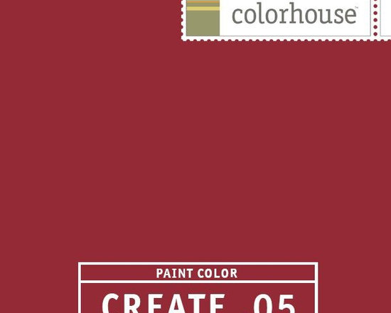 Colorhouse CREATE .05 - Colorhouse CREATE .05: Like a fine Pinot Noir. As juicy as a pomegranate. A slight twist on your classic red. Use in dining rooms and other social gathering spots.