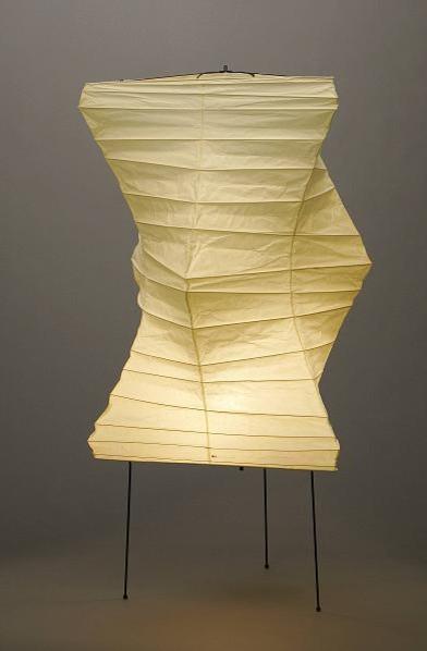 Noguchi Lamp 26N/27N by Akari Lamps modern-floor-lamps