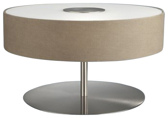 Circular 3-Light Roomstylers Table Lamp modern-table-lamps