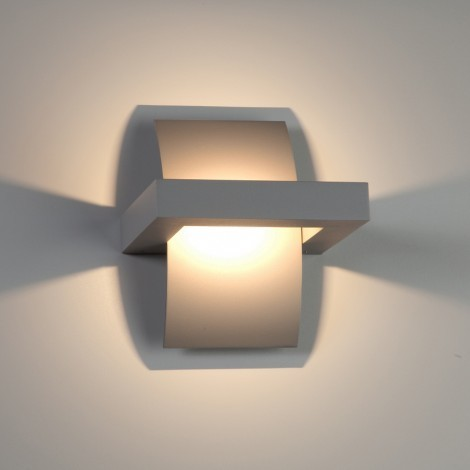 Glide Led Wall Lamp Modern Outdoor Wall Lights And Sconces New York B