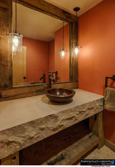 Repurposed Barn Wood Furniture