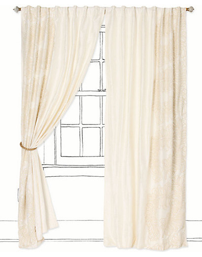 Aves Curtain contemporary-curtains