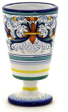 Vecchia Deruta: Goblet mediterranean-mugs