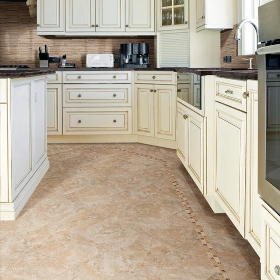 Kitchen floor wall and floor tile charlotte by dal tile for New kitchen floor tiles