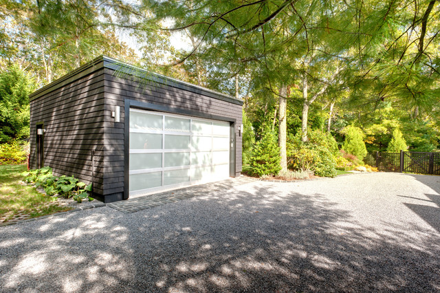Modern Springs contemporary-garage-and-shed