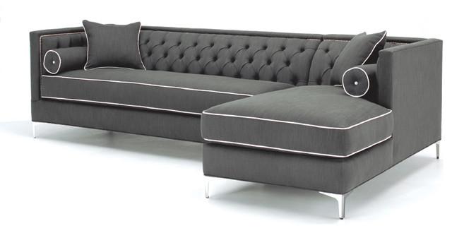 A Ginebra Sofa - modern - sectional sofas - by 22 Bond St.