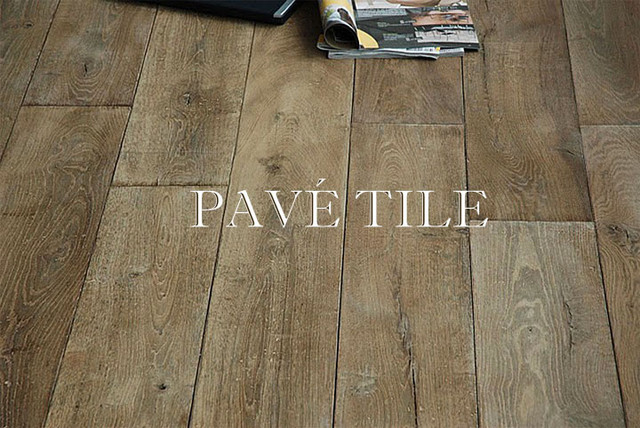 Vintage Mill 18th Century French Oak Wide Plank Flooring traditional wood flooring