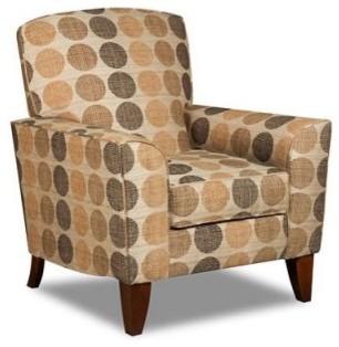 Tokyo Oak Club Chair modern-living-room-chairs