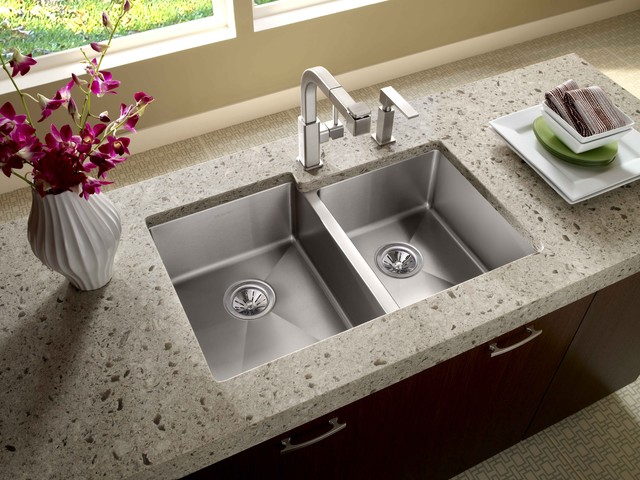 It 39 S Hip To Be Square Kitchen Sinks By Elkay Sinks And Faucets