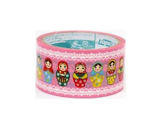 Kawaii Wonderland - Opp masking tape