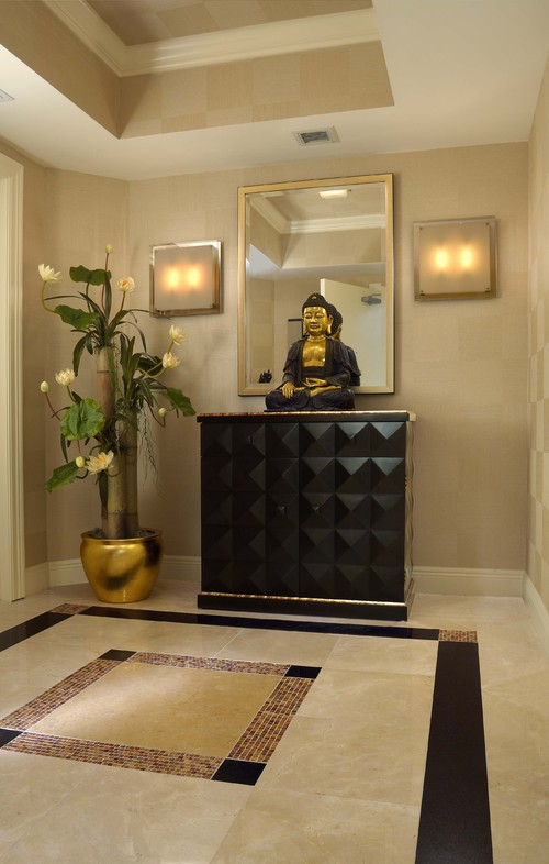 Japanese Foyer Design : The studio m designs design style asian inspired