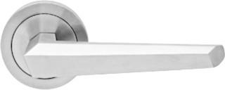 Stainless Steel Lever - UER 84 71 modern-door-levers