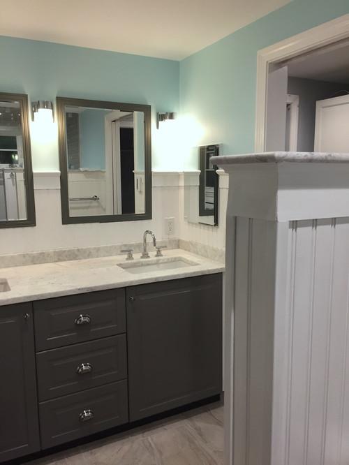 Ikea Kitchen Gray Cabinets