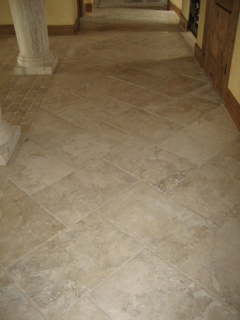 Reclaimed Natural Stone Finishes Wall And Floor Tile