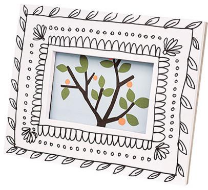 Doodlebook Frame eclectic-frames