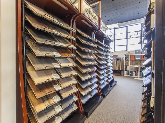 Lake City Loft - Design Center industrial