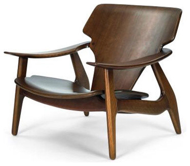Diz Armchair by Sergio Rodrigues modern-accent-chairs