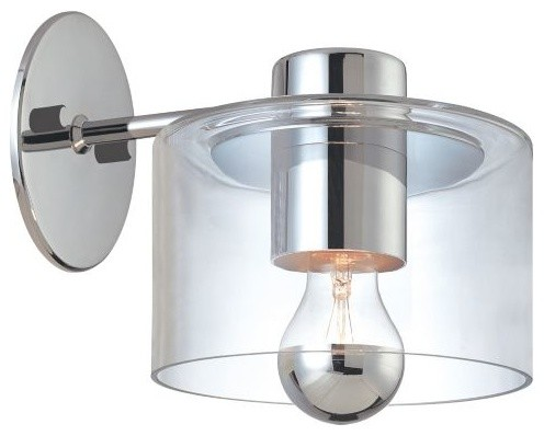 Transparence Wall Sconce contemporary wall sconces