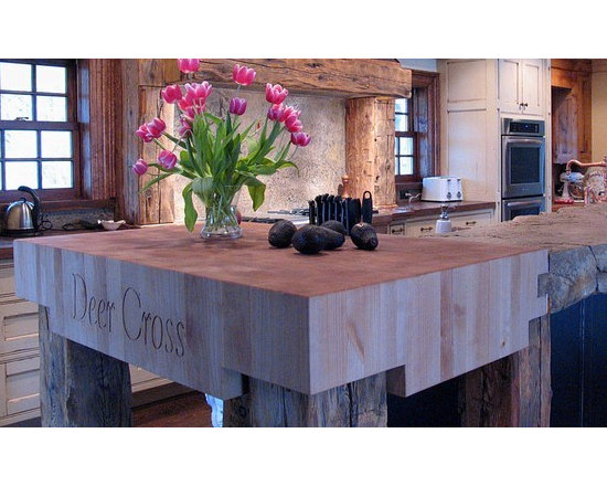 Alder with Laser Engraving and Knife Block. Designed by Living Spaces..jpg -