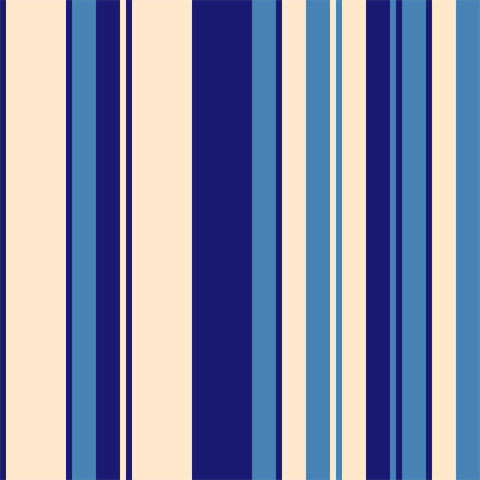 Blueberries and Cream Stripe Shelf Paper Drawer Liner, 120x12, Matte Paper - Contemporary ...