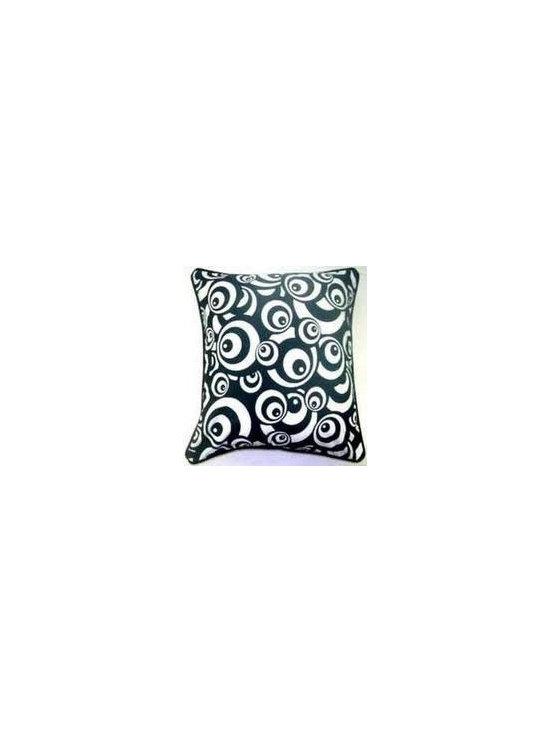 Hand Printed Cushion Covers -
