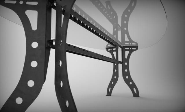Prototype Furniture Industrial Dining Tables toronto  : industrial dining tables from houzz.com size 640 x 390 jpeg 31kB
