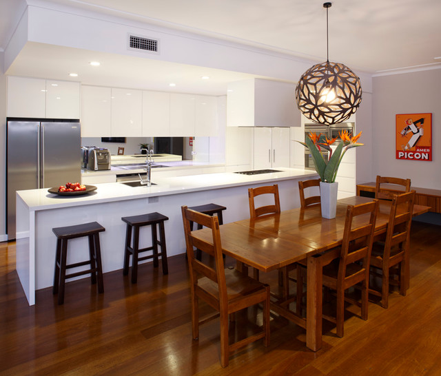 St Ives modern-kitchen