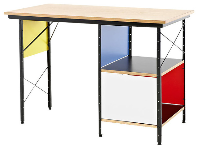 Eames Compact Desk modern-desks-and-hutches