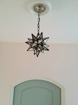 Moravian Star Light Fixture Mediterranean Miami