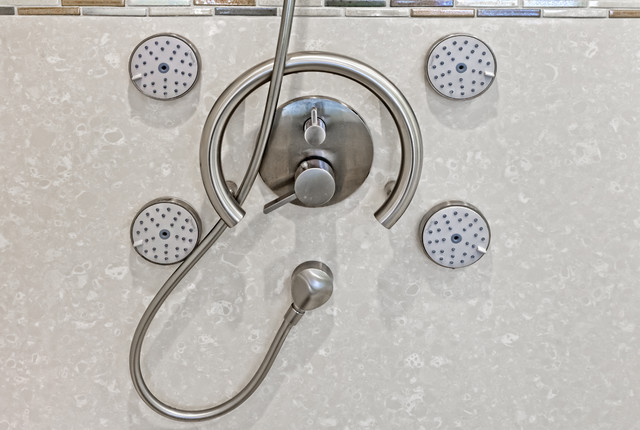 Invisia Collection Projects - Bath Safety Made Beautiful contemporary