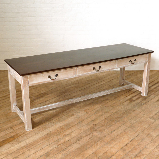 Country Style Kitchen Table: 1920's Country Style Dining Table