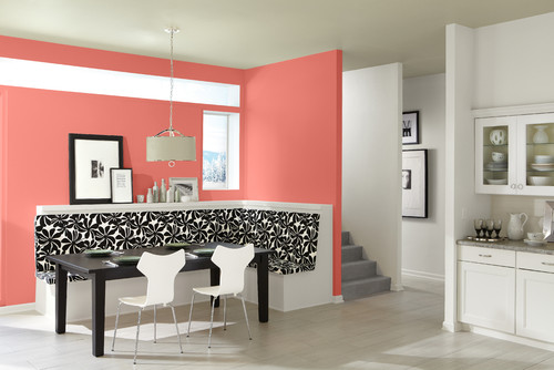 best ways to use this coral color of the year jennifer ott design llc