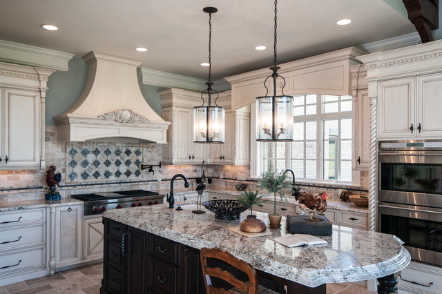 Interiors traditional-kitchen