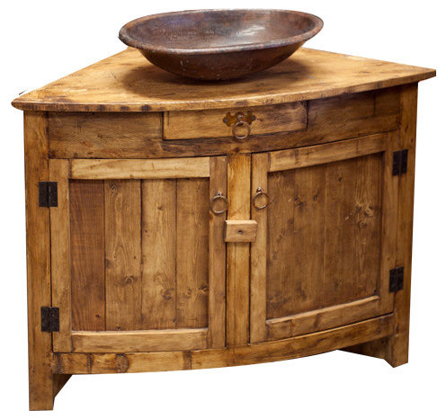 Elegant Rustic Styles, Especially Those That Have An  Tyler Sees Large, Furniturestyle Vanities Becoming More Popular In The Master Bath The Availability Of Double