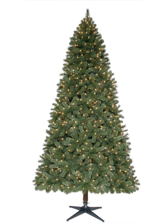 Home Accents Holiday 9ft Pre-Lit Fraser Pine Full Tree -
