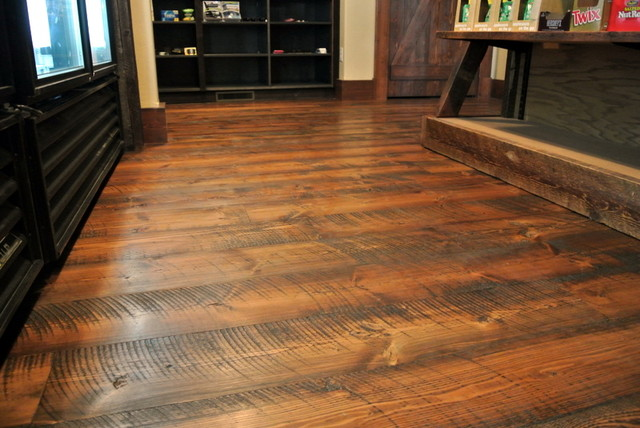 Douglas Fir Flooring Rustic Hardwood Flooring Other