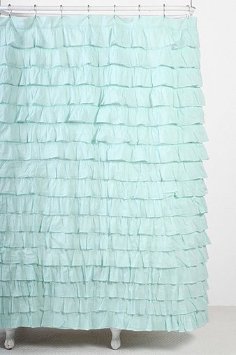 Mint Green Shower Curtain Mobroi Com