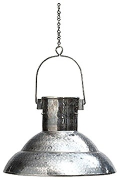 Vintage Bucket Light eclectic-pendant-lighting