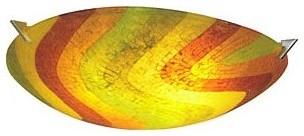 Mosaic Flushmount by Oggetti Luce modern-tile