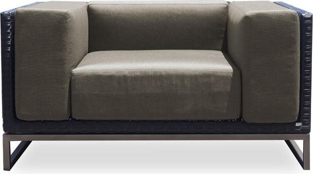Harbour Outdoor - Coast Arm Chair Cushion Set modern-outdoor-cushions-and-pillows