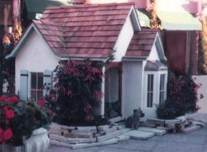 Luxury Dog House: English Cottage for traditional-dog-houses