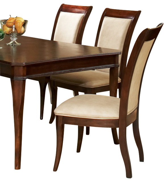 Steve Silver Marseille Side Chair Traditional Dining Chairs By Beyond Stores