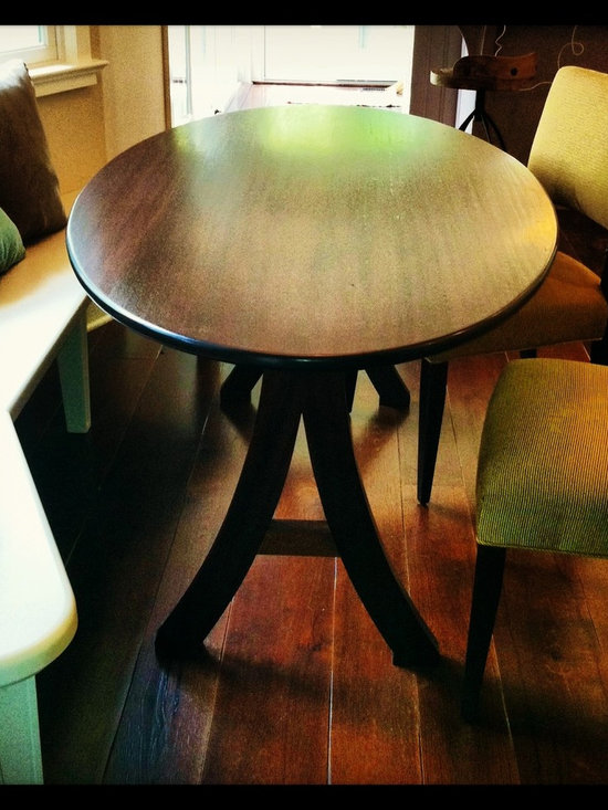Mahogany Dining Table -