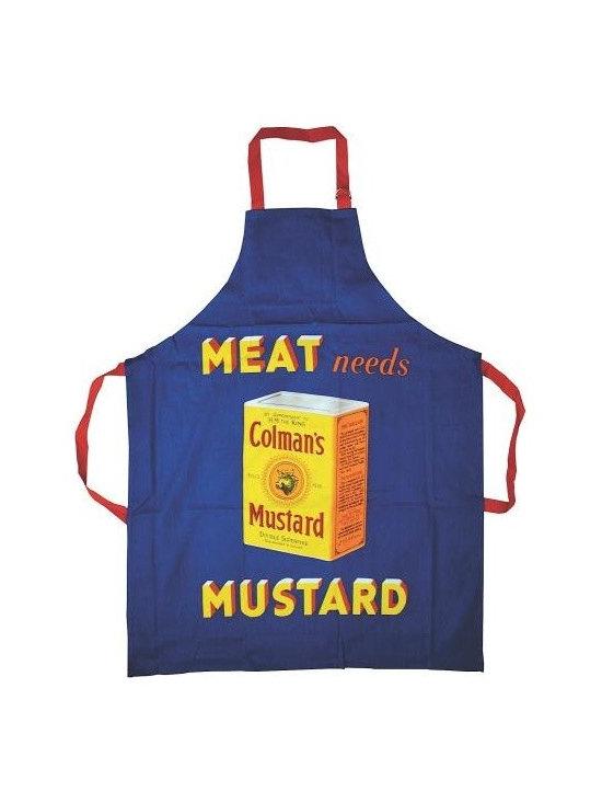 Colmans Mustard Apron -