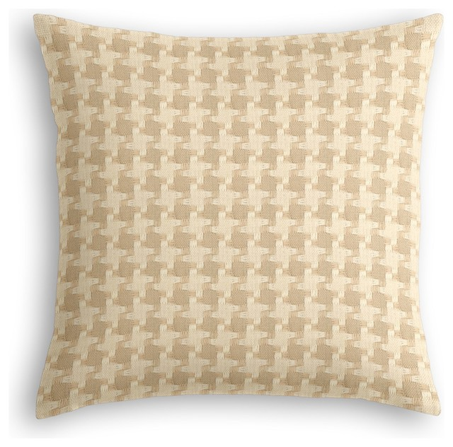 Houndstooth Pillows 28 Images Handwoven Houndstooth