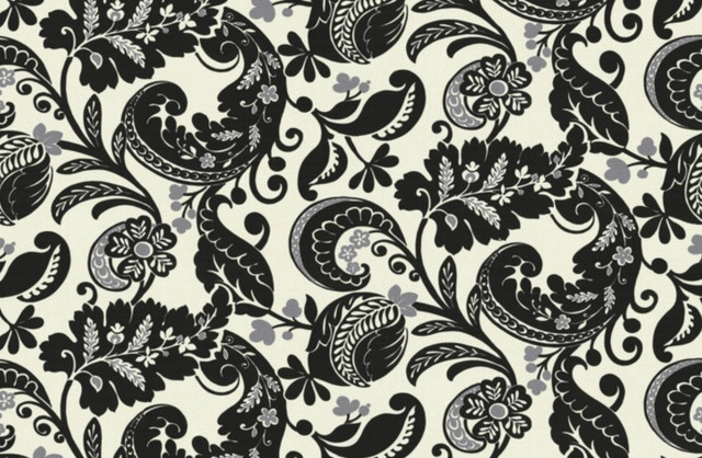 Alexandra Scroll Fabric by IMAN traditional upholstery fabric