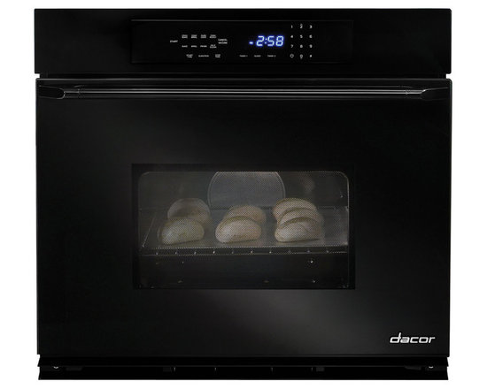 """Dacor Classic 30"""" Single Electric Wall Oven, Black 